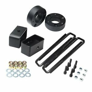 3 Front And 2 Rear Leveling Lift Kit Fits 07 17 Chevy Silverado Sierra Gmc New