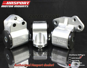 Hasport D Or B series Mount Kit 92 01 For Civic Integra Del Sol Dcstk 62a