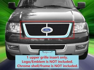 Mesh Grille Main Upper For Ford Expedition 2003 2004 2005 2006