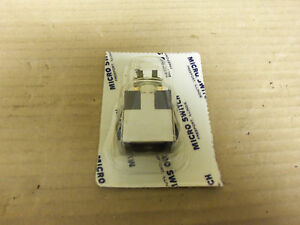 Micro Switch 2c212 Push Button Switch Housing