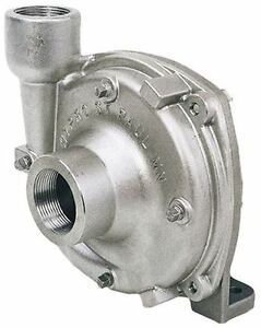 Hypro 9203s Stainlesssteel Pedestal Mount Centrifugal Pump