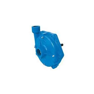 Hypro Pedestal Mount Centrifugal Pump With Solid Keyed Shaft
