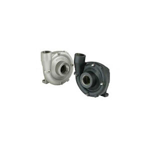 Hypro Pedestal Mount Centrifugal Pump With Solid Shaft