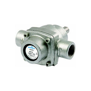 Hypro Silvercast Roller Pump With 5 8 solid Shaft