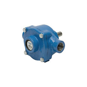 Hypro Ni resist Roller Pump With 15 8 Solid Shaft
