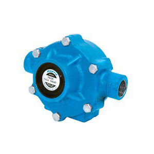 Hypro Cast Iron Roller Pump With 5 16 Solid Shaft