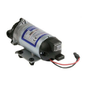Hypro Shurflo Diaphragm Front Adapter 12vdc Pump With Electrical Package