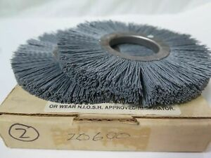 Weiler Abrasive Wheel Ny 6 022 320 2 Carbon Steel 20600 Qty 2 Brand New Usa