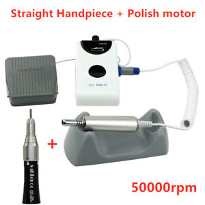 Nsk Type Dental Portable Electric Polisher Micro Motor Straight Handpiece