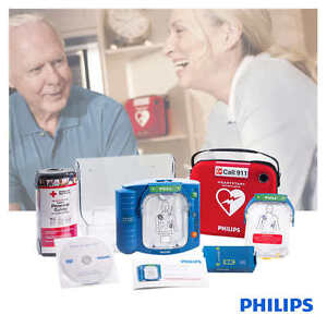 Philips Heartstart Home Defibrillator Brand New Factory Sealed Shipping Fast