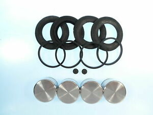 Stainless Steel Rear Caliper Piston Seal Kit Fits Jaguar Xke 4 2l Xke Xj6 Xjs