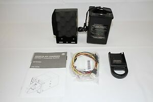 Motorola Solution Impres Vehicular Mount Charger Nntn7624