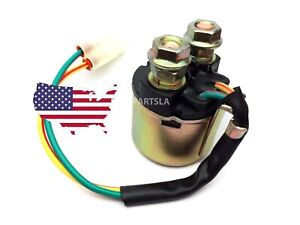 Relay Solenoid Honda ATV Rancher Foreman Rubicon Replacement Parts