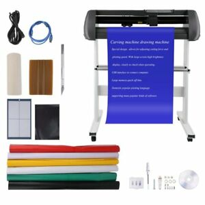 28 Vinyl Cutter Sign Cutting Plotter Printer Sticker Craft Decal W Gift Pack H