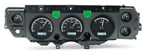 Dakota Digital 1970 72 Chevy Chevelle Ss El Camino Analog Gauges Vhx 70c cvl k w