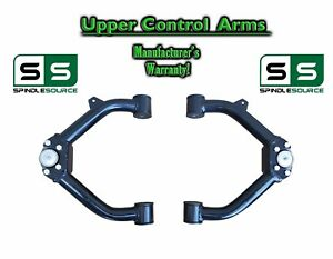 99 06 Chevy Silverado Sierra 1500 Tubular Upper Control Arms For 2 3 Keys