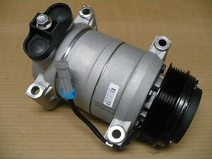 1999 2001 Gmc Jimmy with 4 3l Engines New A c Ac Compressor