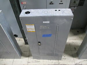 Siemens Main Lug Circuit Breaker Panel P1c42ml250cts 42 slot 250a Max 3ph 4w