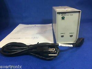 Hp Agilent Keysight N2775a Power Supply for The N2774a Current Probe