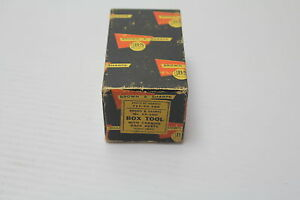 Brown And Sharpe 711 45 400 Box Tool 45 400 Vintage New