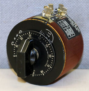 Staco Energy Products Co 221 Variable Transformer Variac