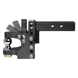 Rv B w Trailer Hitches Ts10056 Pintle Hook With 25 16 Ball For 2 Receiver