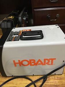 Hobart Handler 140 Mig Wire Welder With Hose And Regulator 500559