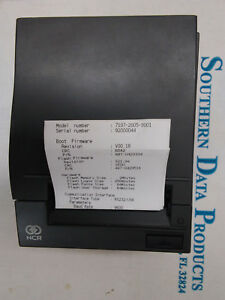 Ncr Realpos 7197 Point Of Sale Thermal Printer