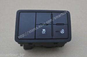 Crash Pad Lower Switch Esc Heated For 2011 2012 2013 2014 Kia Picanto Morning