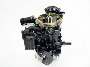 Mercury Marine Carburetor 7044185 Rochester 2 Jet Mercruiser 4 9l 100 Refund