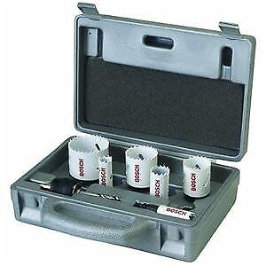 Bosch Hb19el 19 piece Electrician Bi metal Hole Saw Set