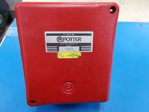 Potter Tank Water Level Switch Wls s