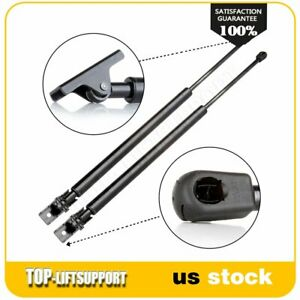 2 Rear Tailgate Hatch Gas Lift Supports Strut Shocks For 1997 2001 Jeep Cherokee