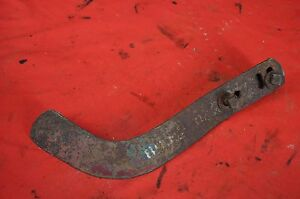 Ih Right Hand Planter Runner Special Coverer Bracket Farmall Cub Super A 140
