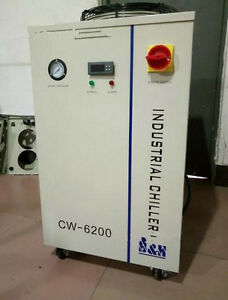 Industrial Water Chiller For Cnc Laser Engraver Engraving Machines Cw 6200