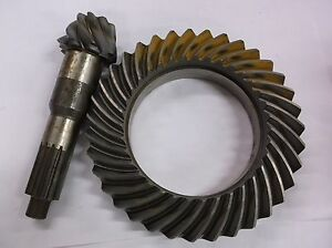 Reduced New Jlg Bevel Gear Set Oem Part 91514124 Nos Telehandler Dana Parts