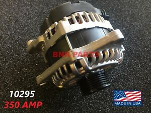 350 Amp 10295 Alternator Ford Lincoln Expedition Navigator New High Output Hd