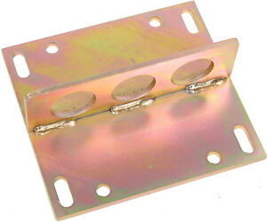 Engine Lifting Bracket Plate 2 Or 4 Barrel Spread Square Bore Ford 289 302 351