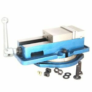 Hfs 4 Milling Machine Lockdown Vise swiveling Base