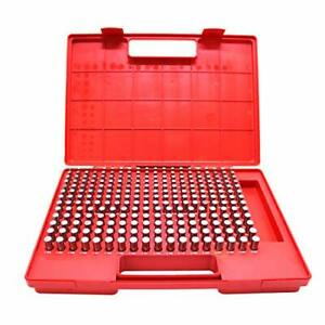 Hfs r Steel Pin Gauge Set 250pcs M2 251 500 Class Zz