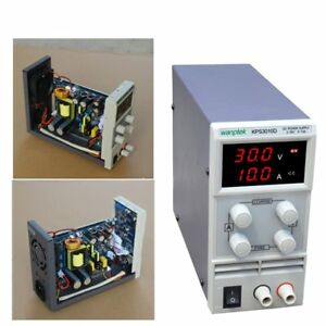 30v 5a Dc Power Supply Precision Adjustable Digital Lab Regulated Kps305d Usa Hp