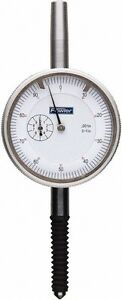 Fowler 1 Inch Range 0 100 Dial Reading 0 001 Inch Graduation Dial Drop Indi
