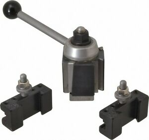 Aloris Series Axa For 12 And Under Inch Lathe Swing 3 Piece Tool Post And H