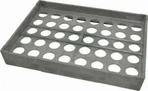 Made In Usa 40 Collet Er25 Plastic Collet Rack And Tray 8 1 4 Inch Wide X 1