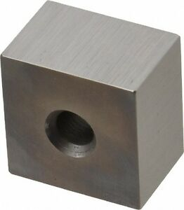 Mitutoyo 0 65 Square Steel Gage Block Accuracy Grade 0 Includes Certificate