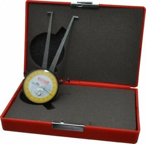 Spi 3 4 To 1 3 4 Inch Inside Dial Caliper Gage 0 001 Inch Graduation 3 25 I