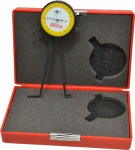 Spi 1 1 2 To 2 1 2 Inch Inside Dial Caliper Gage 0 001 Inch Graduation 3 25