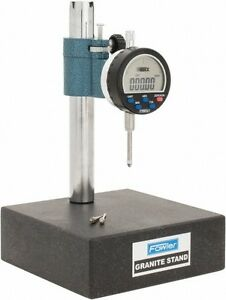 Fowler 2 3 8 Inch Dial Diameter Indicator And Base Kit 10 Inch Overall Height