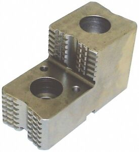 H R Manufacturing Bullard Attachment Hard Top Lathe Chuck Jaw Steel 3 1 4