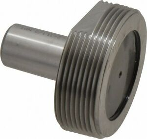 Spi 2 11 1 2 Single End Tapered Plug Pipe Thread Gage Handle Size 5 Npt